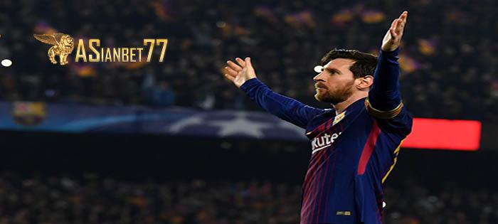 Lionel Messi Fit dan Siap Pimpin Barcelona Hadapi AS Roma - Sabung Ayam Online