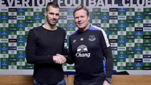 Everton, Morgan Schneiderlin