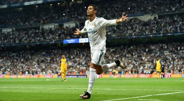 Rumor Hengkangnya Ronaldo Dari Madrid - Agen Sabung Ayam Online