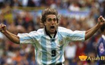 Batistuta Ketergantungan Pada Messi Sangat Berbahaya Agen Bola Piala Dunia 201