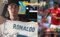 Hadiah dan Pesan Khusus Ronaldo Untuk Rasford Agen Bola Piala Dunia 2018