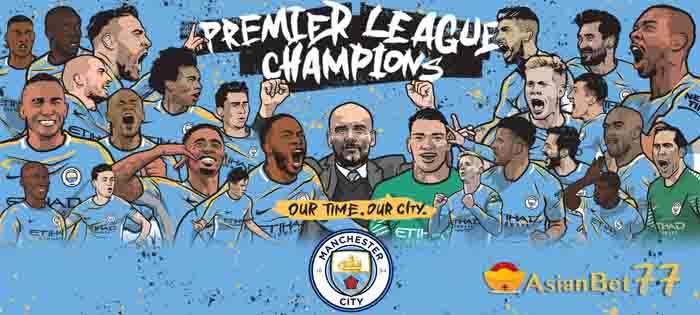 Manchester City Juara Liga Premier 2017 2018 Agen Bola Piala Dunia 2018