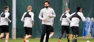Mohamed Salah Kembali Berlatih Bersama Liverpoo - Sabung Ayam Online