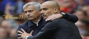 Ucapan Selamat Mourinho untuk Guardiola - Sabung Ayam Online