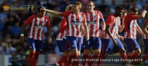 Atletico Madrid Juarai Liga Europa 2018