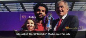 Malaikat Kecil Makka Mohamed Salah Agen Bola Piala Dunia 2018