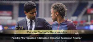 Pemilik PSG Tegaskan Tidak Akan Menahan Kepergian Neymar Agen Bola Piala Dunia 2018