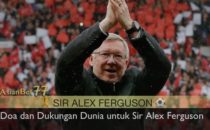 doa dan dukungan dunia untuk sir alex ferguson Agen Bola Piala Dunia 2018