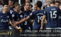 prediksi premier league- tottenham vs newcastle united 10 mei 2018 Agen Bola Piala Dunia 2018