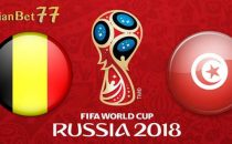 Prediksi Piala Dunia 2018 Belgia vs Tunisia - Agen Bola Piala Dunia 2018