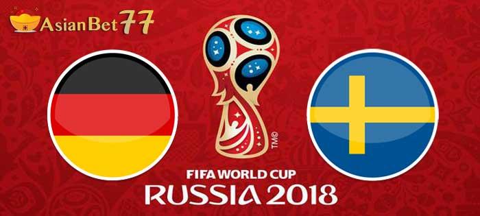 Prediksi Piala Dunia 2018 Jerman vs Swedia - Agen Bola Piala Dunia 2018