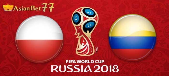 Prediksi Piala Dunia 2018 Polandia vs Columbia - Agen Bola Piala Dunia 2018
