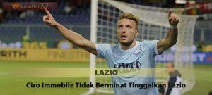 Ciro Immobile Tidak Berminat Tinggalkan Lazio Sabung Ayam Online