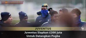 Juventus Siapkan £200 juta Untuk Datangkan Pogba Sabung Ayam Online