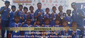Raih Juara di China, Akademi Persib Harumkan Nama Indonesia Sabung Ayam Online