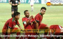 Kekalahan Timnas Indonesia U-19 Disambut Amukan Suporter - Agen Bola Piala Dunia 2018