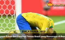 Pulang Dengan Kegagalan, Neymar Kabur Dari Para Fans - Agen Bola Piala Dunia 2018