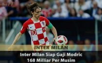 Inter Milan Siap Gaji Modric 168 Milliar Per Musim Sabung Ayam Online