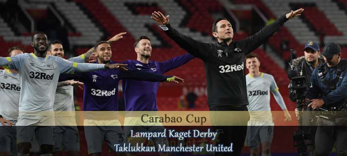 Lampard Kaget Derby Taklukan Manchester United Agen bola online