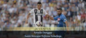 Ronaldo Dianggap Sudah Mencapai Performa Terbaiknya Agen bola online