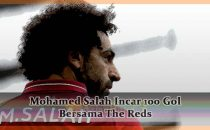 Mohamed Salah Incar 100 Gol Bersama The Reds Agen bola online