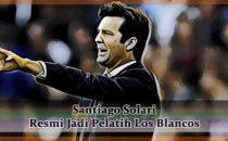 Santiago Solari Resmi Jadi Pelatih Los Blancos Agen bola online