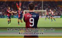 Real Madrid Negosiasi Transfer Kryzsztof Piatek Agen bola online
