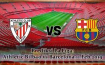 Prediksi La Liga Athletic Bilbao vs Barcelona 11 FEB 2019 Agen bola online