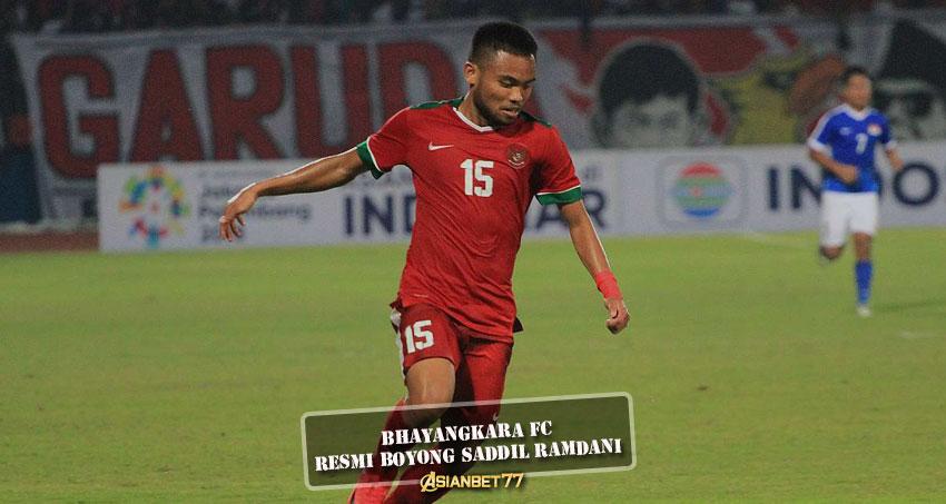 Bhayangkara FC Resmi Boyong Saddil Ramdani