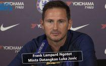 Frank Lampard Ngotot Minta Datangkan Luka Jovic