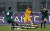 Jaami Qureshi Pemain Berdarah Malaysia Yang Dipantau Manchester City