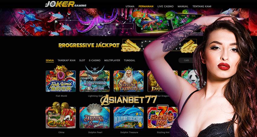 Situs Resmi Agen Joker123 Terpercaya