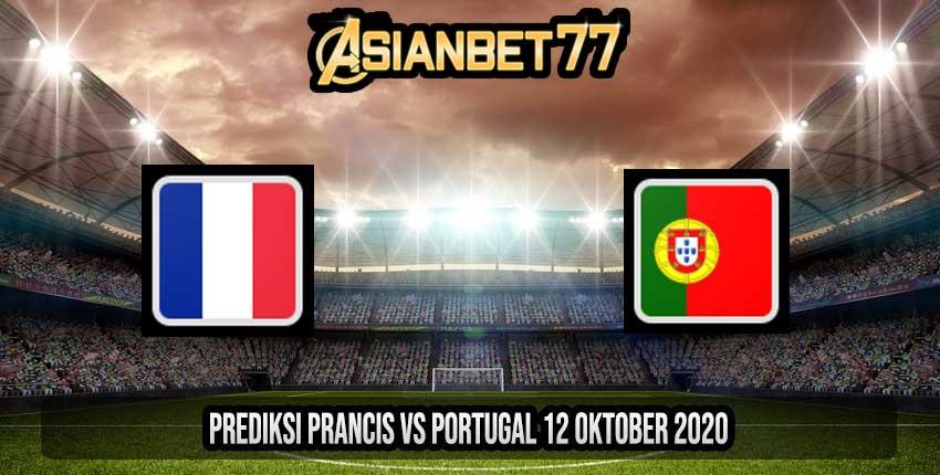 Prediksi Prancis vs Portugal 12 Oktober 2020