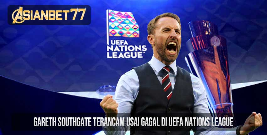 Gareth Southgate Terancam Usai Gagal di UEFA Nations League