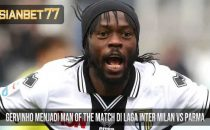Gervinho Menjadi Man of the Match di Laga Inter Milan vs Parma