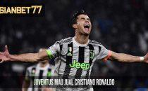 Juventus Mau Jual Cristiano Ronaldo