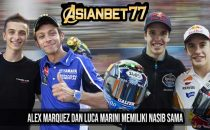 Alex Marquez dan Luca Marini Memiliki Nasib Sama