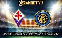 Prediksi Fiorentina vs Inter Milan 6 Februari 2021